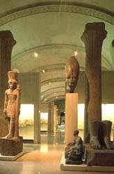 Museo del Louvre - 11 salas relatan 4000 años de arte egipcio