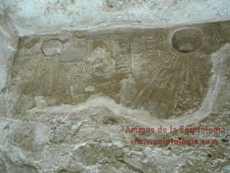 tumba-real Amarna-detalle