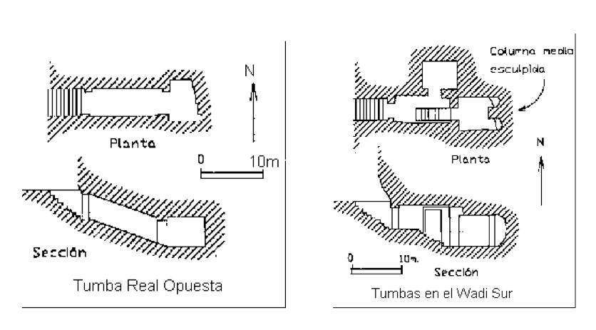 tumba real opuesta-valle sur