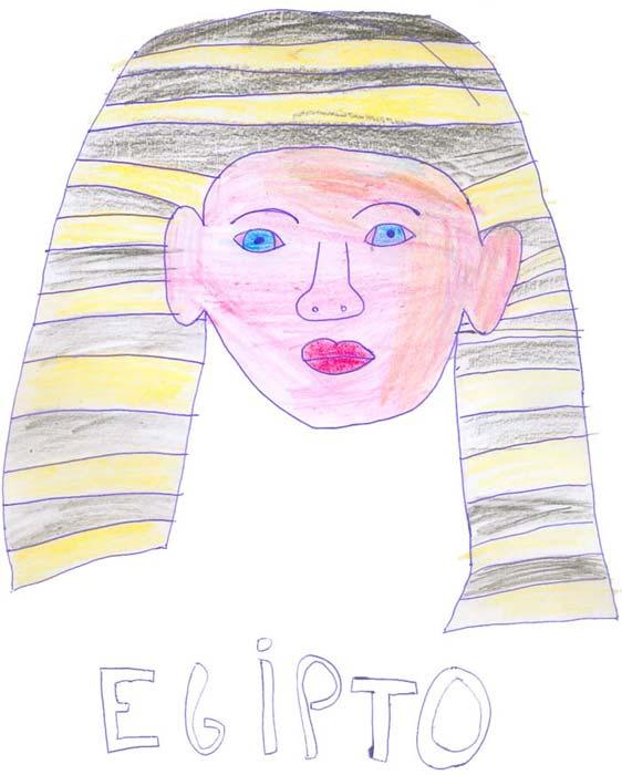 La máscara de la momia