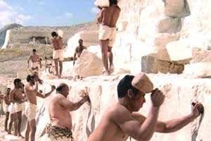 Discovery revela cómo se realizó la épica construcción de la pirámide de Giza
