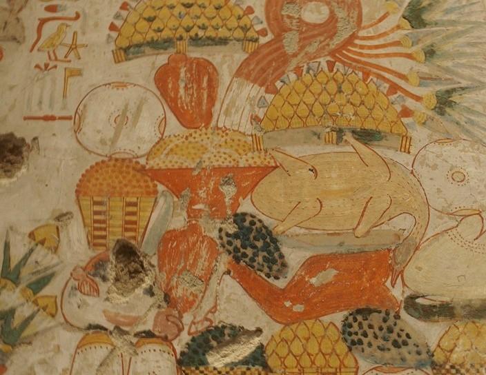 La alimentación de los Egipcios - Amigos de la Egiptología