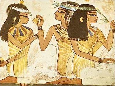 El perfume en el Antiguo Egipto