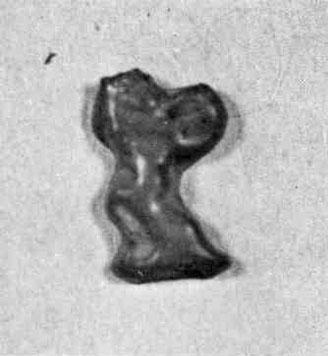 Un amuleto de Bes procedente de la Tumba Real de Ajenaton en El-Amarna