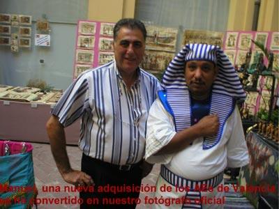Manuel, una nueva adquisición de los AEs de Valencia, se ha convertido en nuestro fotógrafo oficial