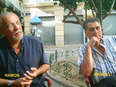 Ramón y Manuel