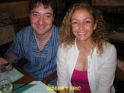 Gisela y Eric