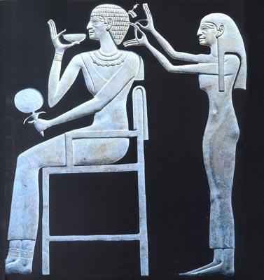 Sarcófago de la reina Kawit, esposa de Montuhotep I – MEC