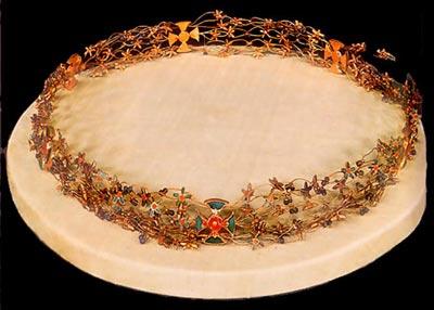 Diademas de la princesa Khnumit