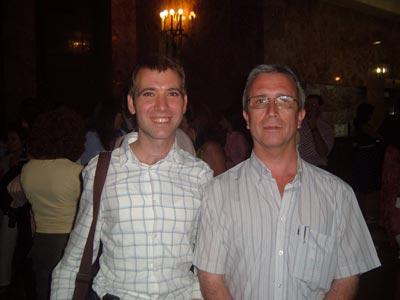 Gerardo y Manuel