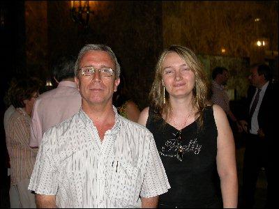Manuel y Silvia