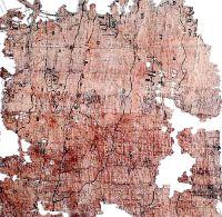 El primer mapa de la historia