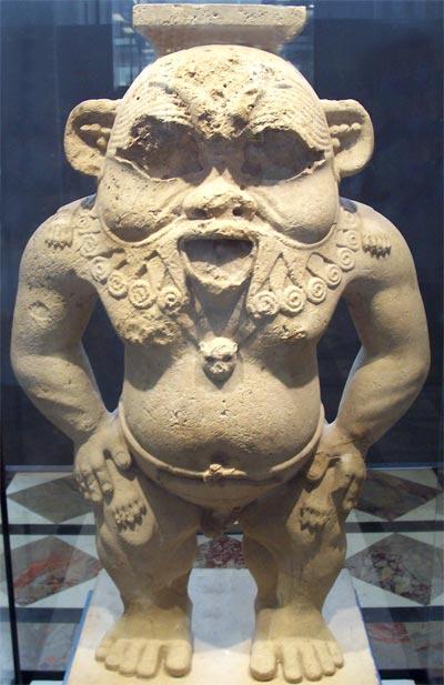 Consideraciones acerca de la evolución iconográfica del dios Bes