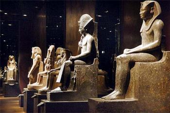 La luz renovada del Museo Egipcio de Turín