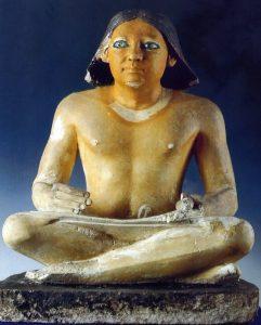 Escriba de El Cairo