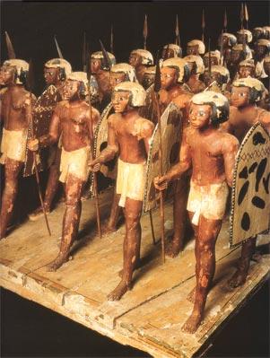 Fig. 1 - Los Soldados de Meserheti - (Grupo D)