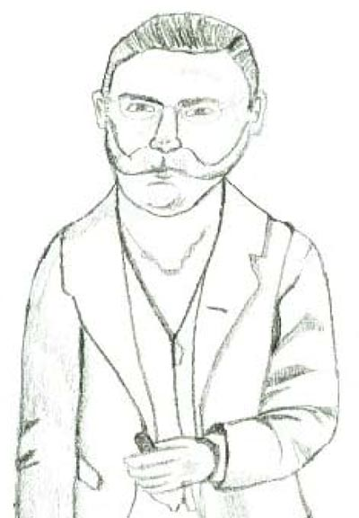 Theodore Monroe Davis