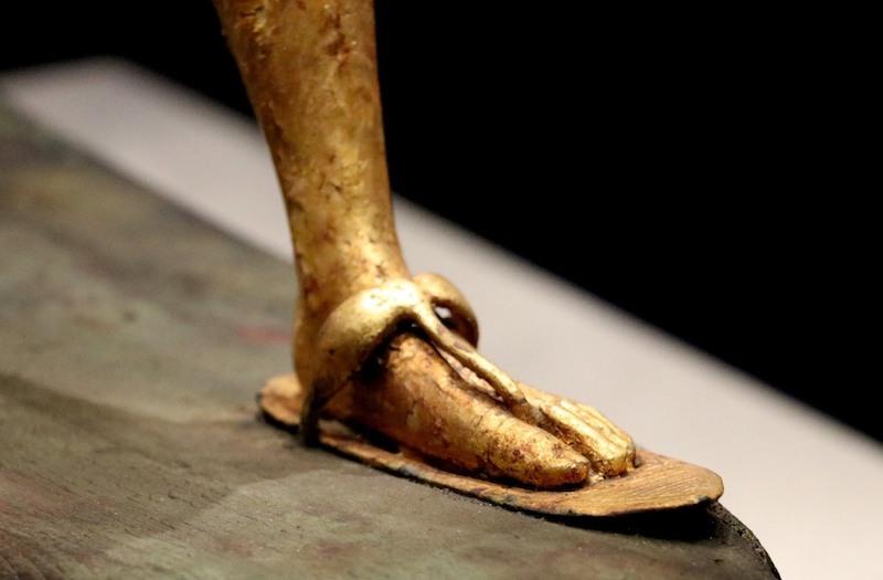 Calzado y afección podálica en el antiguo Egipto Amigos de