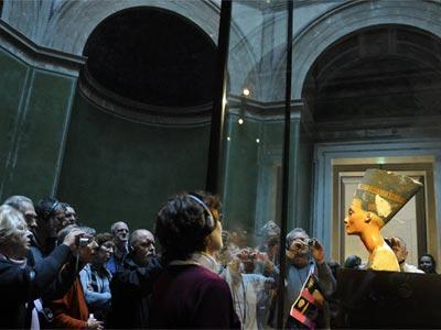Egipto aprovecha la renovada fama de Nefertiti para volver a reclamarla