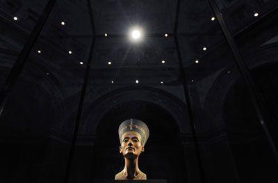 Egipto quiere el busto de Nefertiti