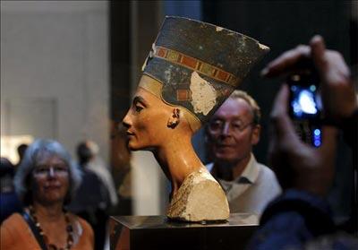 El Museo Egipcio de Berlín niega el retorno de Nefertiti a El Cairo y reitera la propiedad alemana