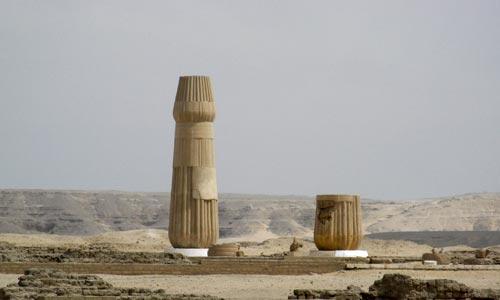 Foto 8 - Templo de Akenatón en Amarna