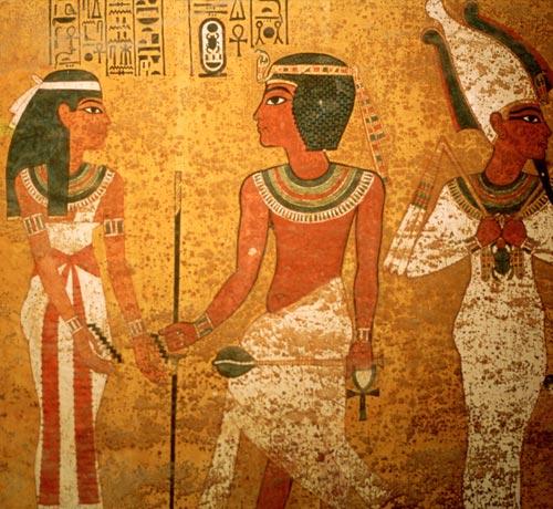 Tutankamon Ciencia Y Leyenda Amigos De La Egiptología