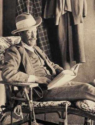 Foto 32 - Lord Carnarvon, mecenas de Carter