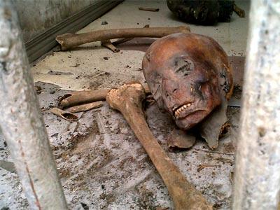 Varios objetos de Tutankamón resultaron dañados en el ataque al Museo Egipcio