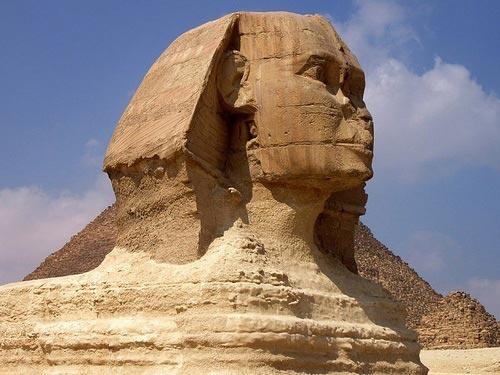 Foto 1.- La maravillosa cultura egipcia