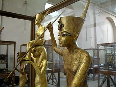 El número final de objetos robados del Museo Egipcio de El Cairo asciende a 54