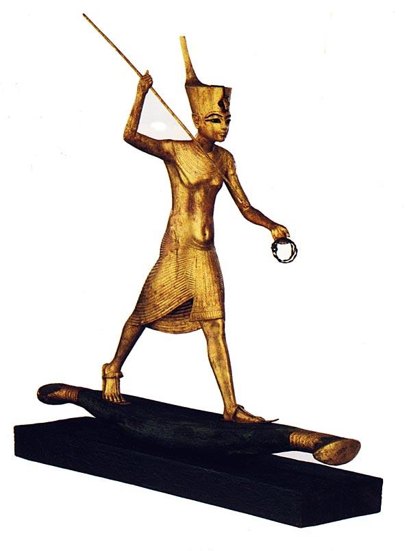 Fig. 6. La pieza JE69709. Foto en T.G, Henry James, Tutankamón, Barcelona, 2001, p. 179.