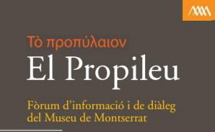 PROPILEO NÚM. 10 MUSEU DE MONTSERRAT