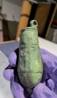 La restauración de los bronces egipcios del MDM
