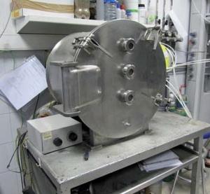 Reactor de plasma del IQS.