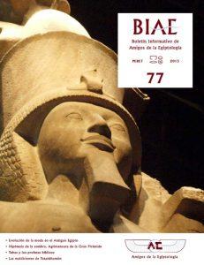 portada BIAE 77
