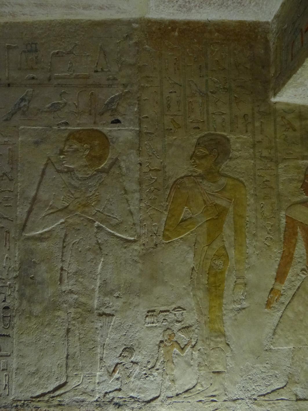 14-Hetepheres II con Meresanj III