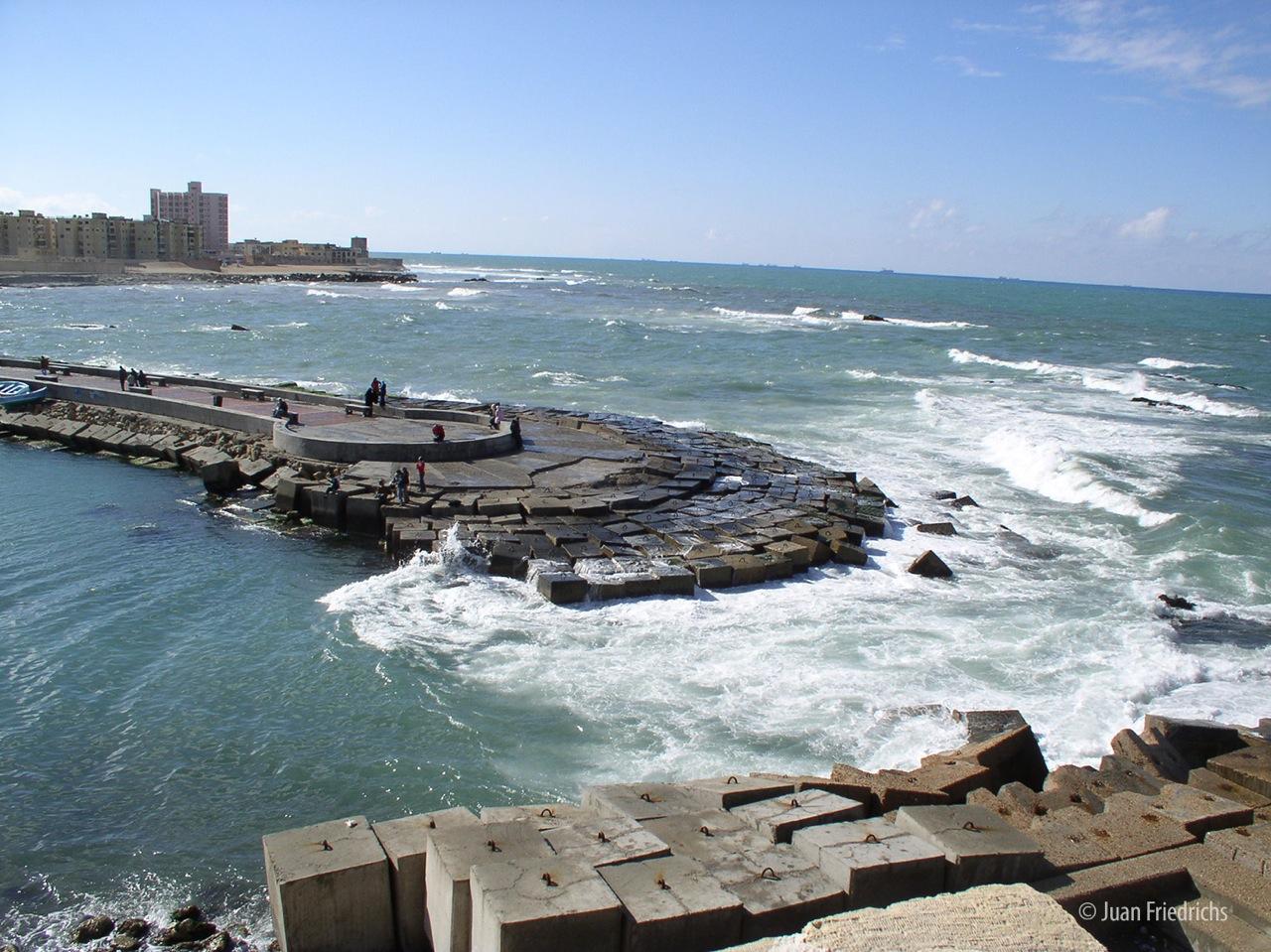 Alejandría fuerte de Qait Bay copia
