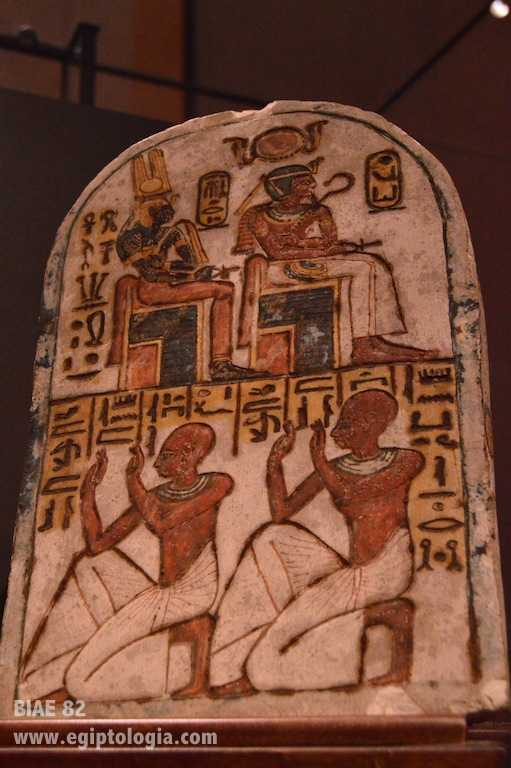 Amenhotep I_ ANefertary_egiptologia