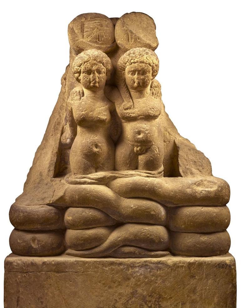 hijos-gemelos-de-Cleopatra-y-Marco-Antonio