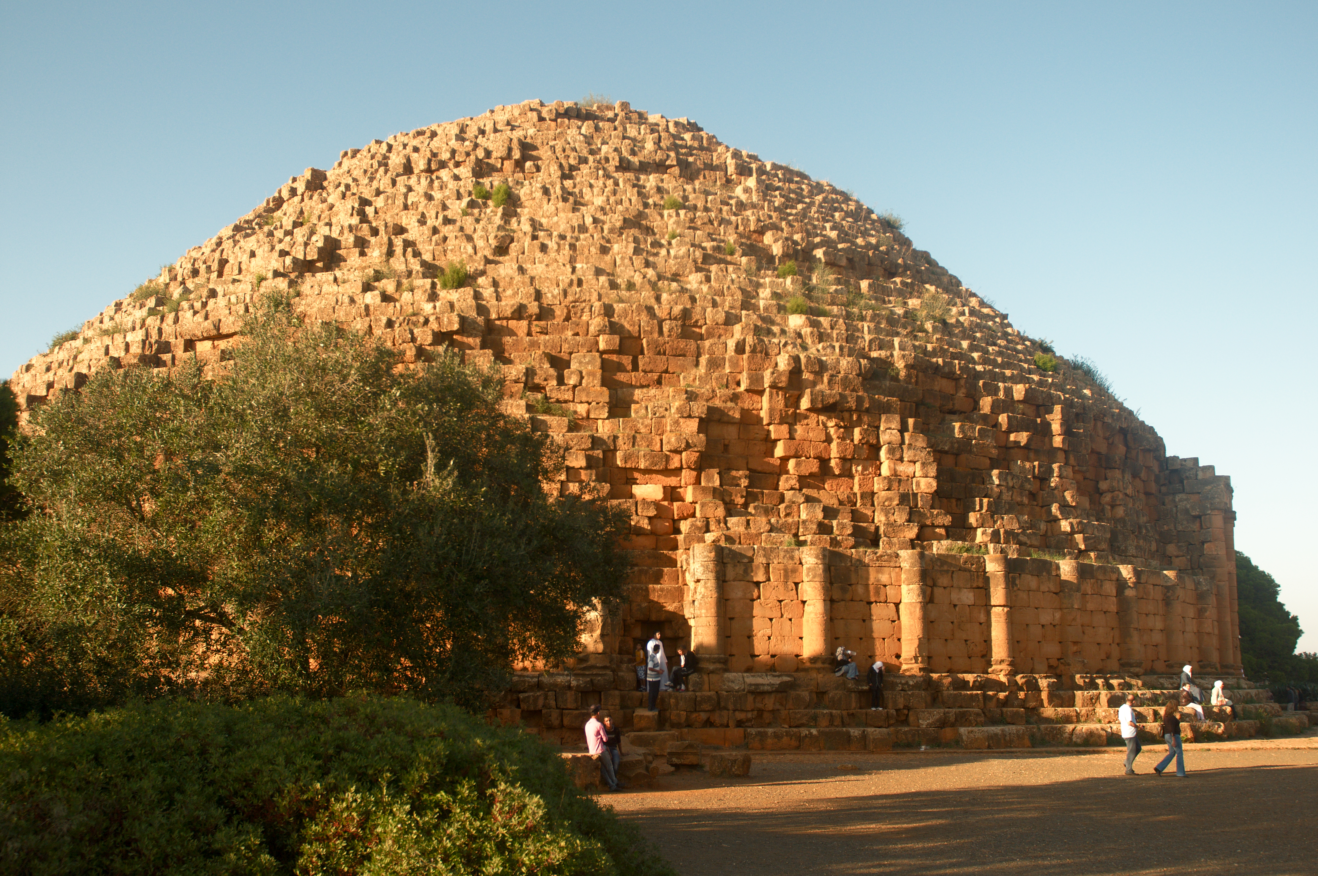 tumba de Juba_II