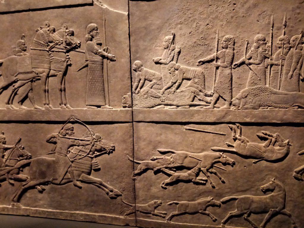Asurbanipal, rey del mundo